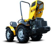 Двигатель трактора Сиена